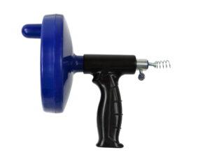 Kanalisatsiooni torude spiraal Tööriistad