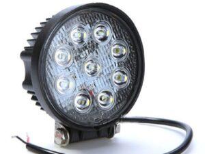 Töötuli LED 27W 10-30V 1890lm HAJUTATUD Töötuled