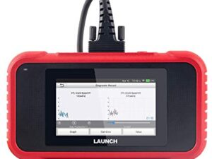 LAUNCH X431 CRP129E Diagnostikaseade Diagnostikaseadmed