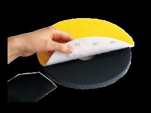 Adapter takjastald, kõva FLEX Abrasiivpadjad ja -hoidikud