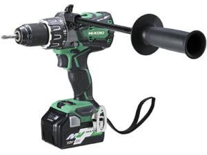 Akutrell HiKOKI DS36DA Multi Volt 36V komplekt Akutrellid ja mutrikeerajad