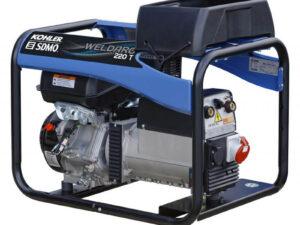 Alalisvoolu keevitusgeneraator SDMO WELDARC 220T Generaatorid ja mootorid