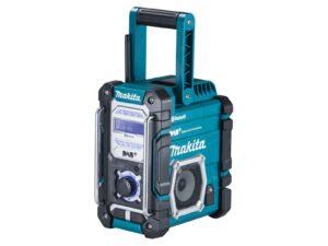Bluetooth raadio DAB/DAB+ MAKITA DMR112 Akuraadiod