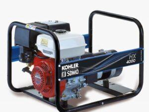 Elektrigeneraator SDMO HX 4000-C Generaatorid ja mootorid