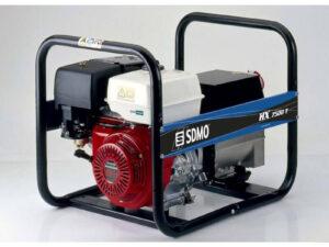 Elektrigeneraator SDMO HX 7500T-C Generaatorid ja mootorid