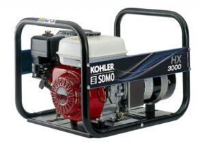 Elektrigeneraator SDMO HX3000-C Generaatorid ja mootorid