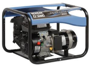 Elektrigeneraator SDMO PERFORM 3000 Generaatorid ja mootorid