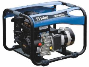 Elektrigeneraator SDMO PERFORM 4500 Generaatorid ja mootorid