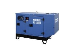 Elektrigeneraator SDMO T12K Generaatorid ja mootorid