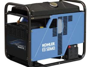 Elektrigeneraator SDMO Technic 15000 TE Generaatorid ja mootorid