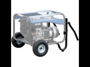 Generaatori transportrattad SDMO RKB1 4-6 kW Generaatorid ja mootorid