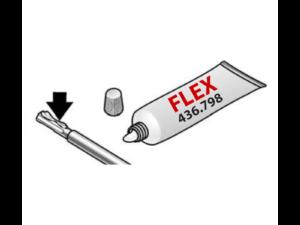 Määrdeõli 50 ml FLEX Määrdeained
