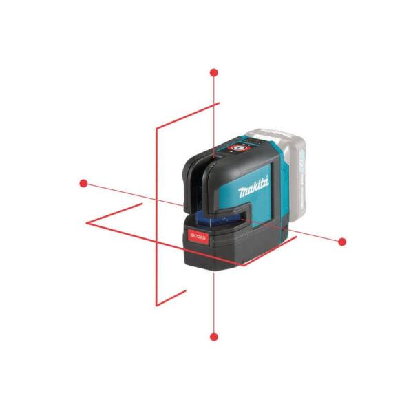 Ristjoonlaser MAKITA SK106DZ Laserid