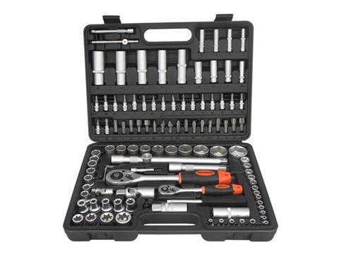 Padrunvõtmete komplekt 108-osa Heidmann Tööriistad