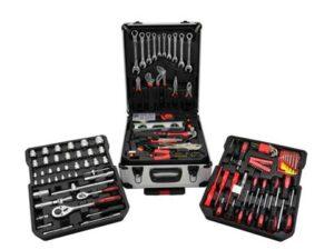 Tööriistakomplekt 187-osaline Tööriistad