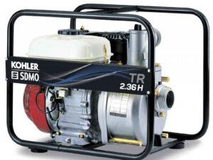 Veepump SDMO TR 2.36 H Mootoriga veepumbad