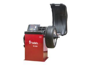 Rehvi tasakaalustuspink Redats W-200 poolautomaatne Rehvitööd