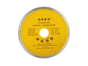 Teemantketas 125x8x22mm Geko PROFI Teemantkettad