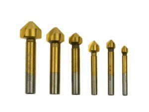 Faasipuuride komplekt 6 tk 45-63mm Puurid ja tarvikud