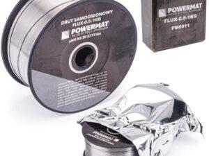 Täidistraat 0,8mm 1kg FLUX Keevitusmaterjalid
