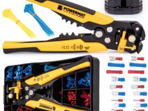 Kaablikoorimise tangid + tarvikud Elektriku tööriistad