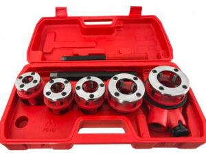 Keermelõikurid 3/8″, 1/2″, 3/4″, 1″, 1-1/4″ Ehitustööriistad