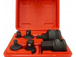 Padrunvõtmete adapterid 6-osa Autoremont