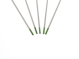 Volfram elektrood WP15-2.4×175 Keevitusmaterjalid