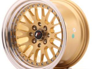 Valuvelg Japan Racing JR10 15×9 ET10 4×100/114 Gold JR10