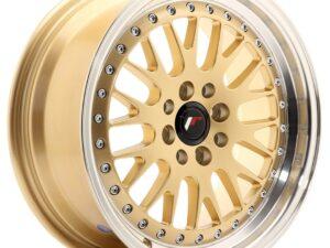 Valuvelg Japan Racing JR10 16×7 ET30 4×100/108 Gold JR10