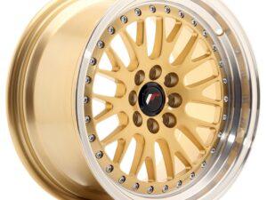 Valuvelg Japan Racing JR10 16×8 ET20 4×100/108 Gold JR10