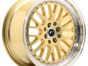 Valuvelg Japan Racing JR10 17×8 ET35 4×100/114 Gold JR10