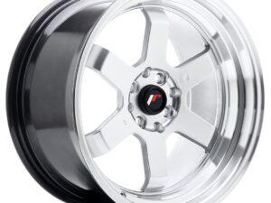 Valuvelg Japan Racing JR12 17×9 ET25 5×112/120 Hyper Silver Machined Lip JR12