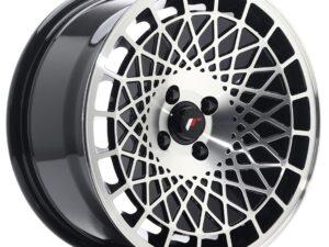 Valuvelg Japan Racing JR14 16×8 ET25 4×100 Gloss Black Machined Face JR14