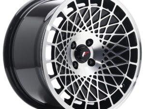 Valuvelg Japan Racing JR14 16×9 ET10 4×100 Gloss Black Machined Face JR14
