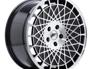 Valuvelg Japan Racing JR14 18×8,5 ET40 5×114,3Gloss Black Machined Face JR14