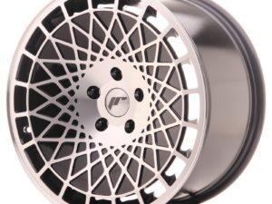 Valuvelg Japan Racing JR14 18×9,5 ET35 5×100 Gloss Black Machined Face JR14