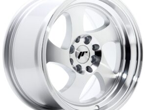 Valuvelg Japan Racing JR15 15×8 ET20 4×100/108 Silver Machined Face JR15