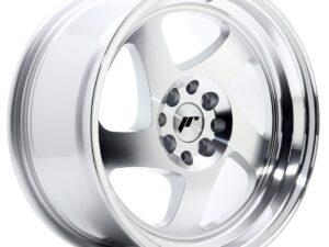 Valuvelg Japan Racing JR15 16×8 ET25 4×100/108 Silver Machined Face JR15