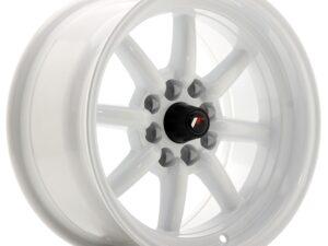 Valuvelg Japan Racing JR19 15×8 ET0 4×100/114 White JR19