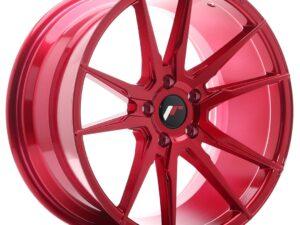 Valuvelg Japan Racing JR21 19×9,5 ET40 5×120 Platinum Red JR21