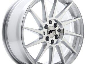 Valuvelg Japan Racing JR22 17×7 ET35 5×100/114 Silver Machined Face JR22