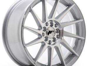 Valuvelg Japan Racing JR22 17×8 ET35 4×100/114 Silver Machined Face JR22