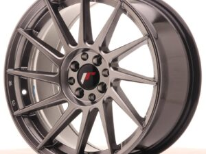 Valuvelg Japan Racing JR22 17×8 ET25 4×100/108 Hyper Black JR22