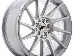 Valuvelg Japan Racing JR22 18×7,5 ET40 5×112/114 Silver Machined Face JR22