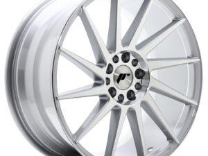 Valuvelg Japan Racing JR22 19×8,5 ET40 5×112/114 Silver Machined Face JR22