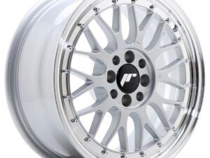 Valuvelg Japan Racing JR23 16×7 ET40 4×100/114,3 Hyper Silver Machined Lip JR23
