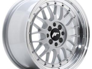 Valuvelg Japan Racing JR23 16×8 ET20 4×100/108 Hyper Silver Machined Lip JR23