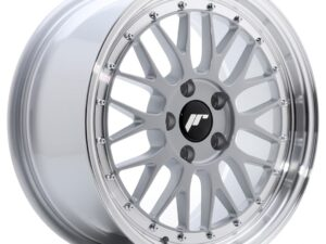 Valuvelg Japan Racing JR23 17×8 ET20 5×120 Hyper Silver Machined Lip JR23