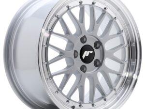 Valuvelg Japan Racing JR23 17×8 ET40 5×120 Hyper Silver Machined Lip JR23